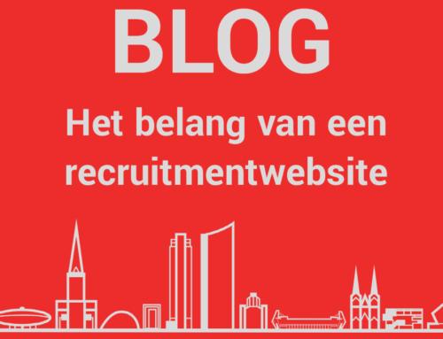 Het belang van een recruitmentwebsite